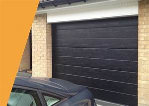 les portes de garage avec rainures de la toulousaine With porte de garage la toulousaine