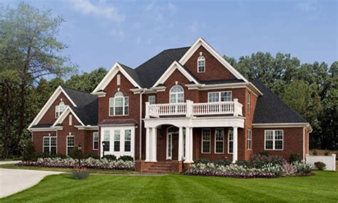 beautiful brick house floor plans brilliant brick house plans r with decorating ideas