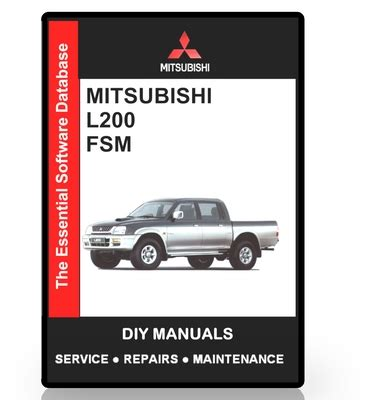 small engine repair manuals free download 1992 mitsubishi eclipse interior lighting mitsubishi l200 series workshop manual 1992 2002 download manuals