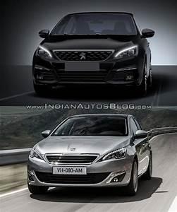 Peugeot 308 2017 : 2017 peugeot 308 vs 2013 peugeot 308 exterior indian autos blog ~ Gottalentnigeria.com Avis de Voitures