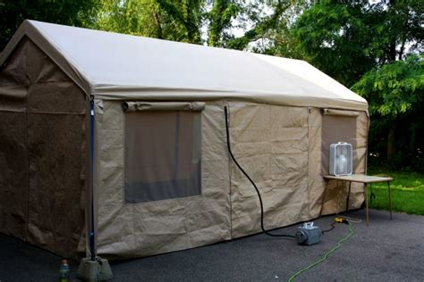 Costco 781893 Steel Frame Canopy Carports 10x20 Portable