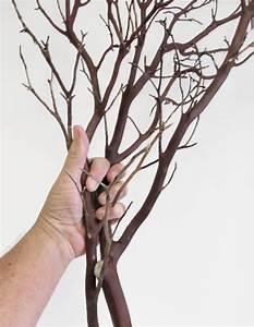 Branche De Bois Deco : diy le centre de table arbre pour mariage communion bapt me ~ Teatrodelosmanantiales.com Idées de Décoration