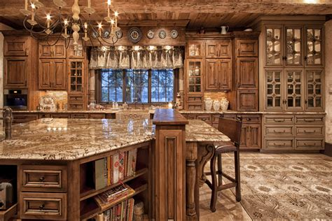 world country kitchens new home cabinetry project 1 walker woodworking 7166