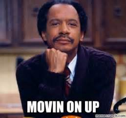 George Jefferson Moving On Up