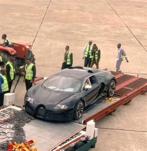 People do have money in zambia pic.twitter.com/6matjg6mlj. Video: $2.8m Bugatti Veyron seized in Zambia, owner's source of income now being investigated ...