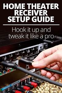 Home Theater Receiver Setup Guide