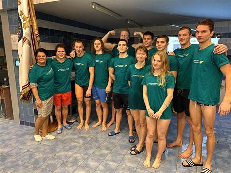 RTU peldētāji, sasniedzot jaunu rekordu, piedalās 14 ...
