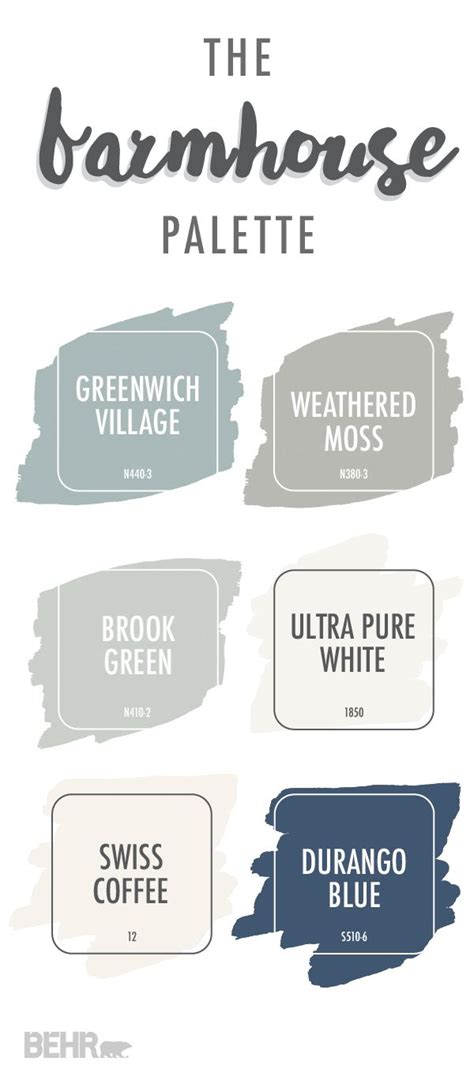 17 best ideas about farmhouse paint colors on