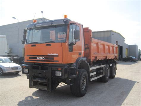 6x6 Tipper From Belgium For