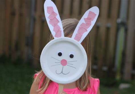 10 easter for 838 | cute bunny craft for preschool kids e1427312279316
