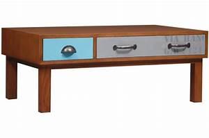 Table Basse Bois Pas Cher : table basse bois vintage paul table basse pas cher ~ Carolinahurricanesstore.com Idées de Décoration