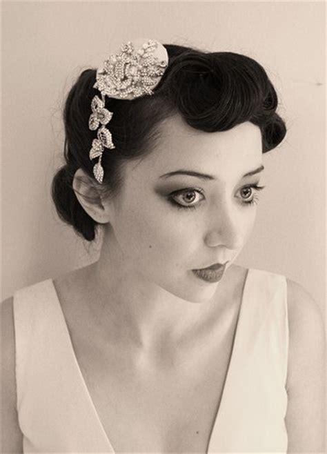 1950s Wedding Hairstyles by Hairstyles In The 1950s