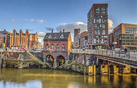 Hamburg, Historische Speicherstadt Trifft Moderne