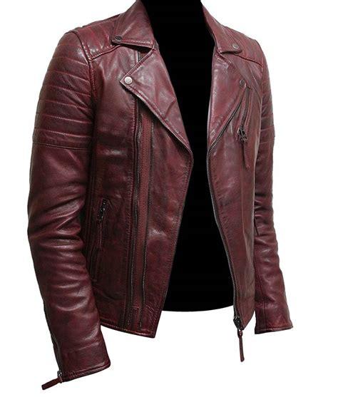 maroon velvet jacket mens mens zip up burgundy bikers leather jacket usa jacket