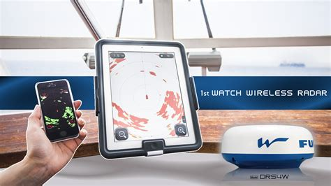 Best Marine Gps For Small Boat by Furuno 1st Wireless Radar