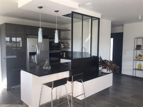 cuisines en u 5 types de verrière d 39 intérieur pour aménager votre