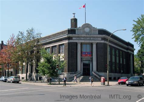 bureau de poste montreal nord notre dame de grace post office montreal