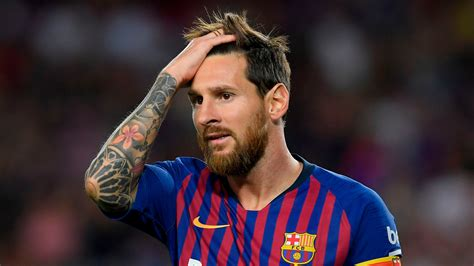 lionel messi magic barcelona captain leads