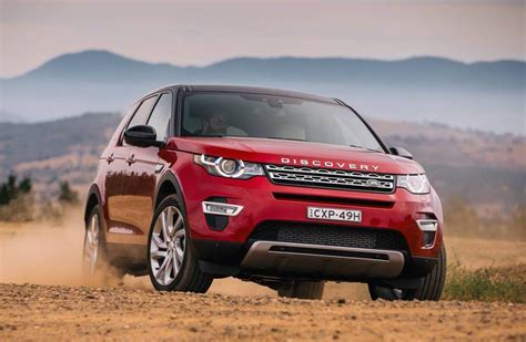 land rover 2017 land rover discovery sport gets ingenium engines