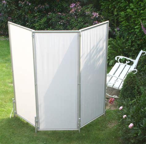 Garten Sichtschutz Mobil by Sauna Windschutz Im Au 223 Enbereich