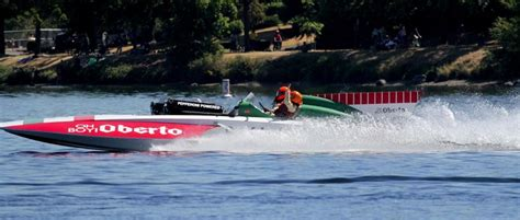 Art Oberto enjoys his moment in the sun at Seafair hydros ...