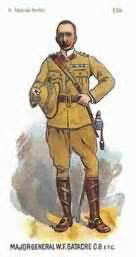 numerical series regimental cigarette cards 1st series boer war soldiers uniforms