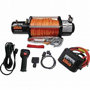 Ridge Ryder Electric Winch