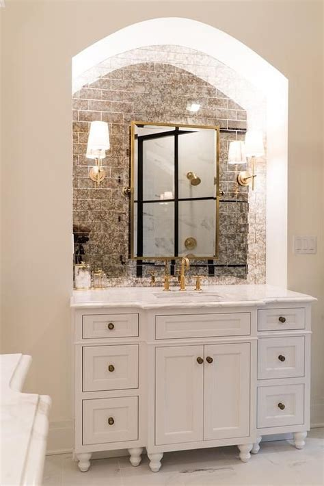 antique mirror tiles 1000 ideas about mirrored subway tiles on 1291