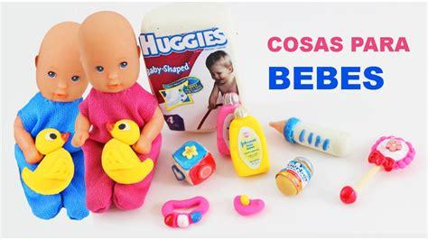 diy miniatura articulos de bebes  tus munecas