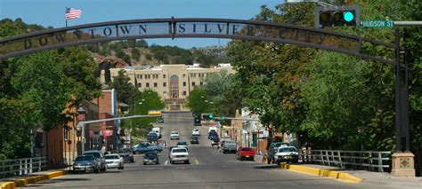 Silver City, New Mexico: A Walk About Town ...