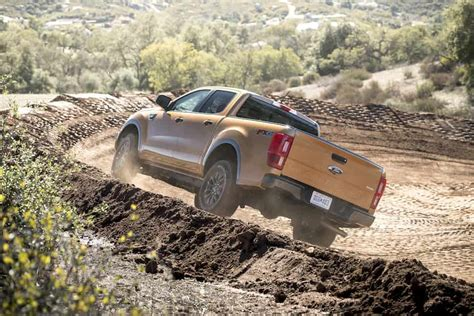 drive  ford ranger review