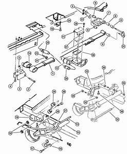 2000 Chrysler Grand Voyager Shock Absorber  Suspension