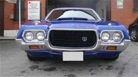 Garage Größe Für 2 Autos by Vendita Auto Epoca E Americane Garage American Cars