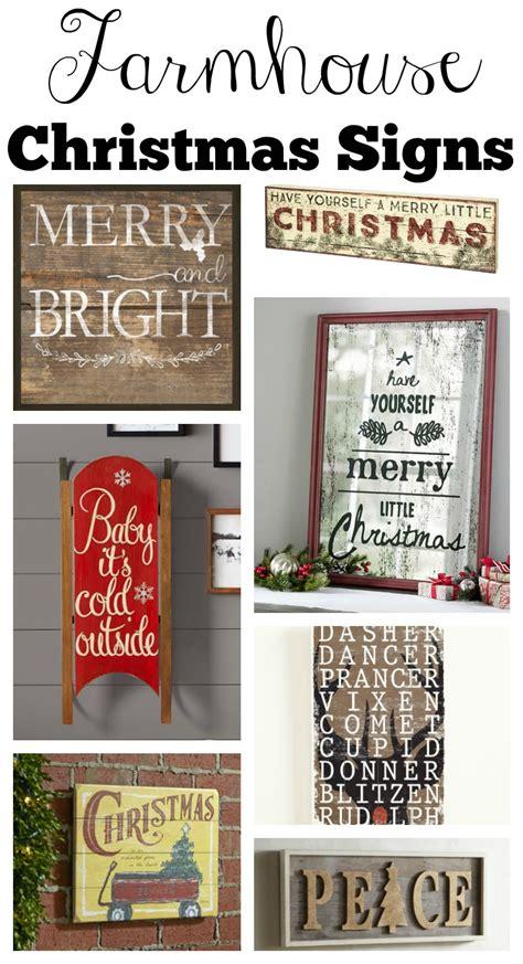farmhouse style christmas decor guide  vintage nest