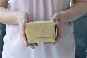 Quadratische Schachtel Falten : schachtel falten aus korkpapier ~ Eleganceandgraceweddings.com Haus und Dekorationen