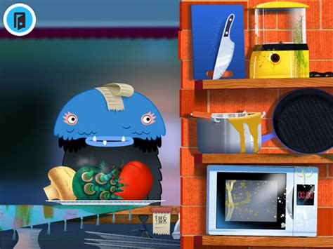 toca boca kitchen monsters taken toca kitchen new free app coming