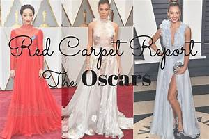 Red Carpet Report - The Oscars 2017