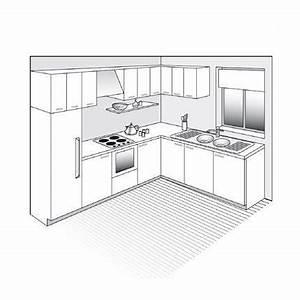 plan de cuisine les differents types bar ps et meme With plans de cuisines ouvertes