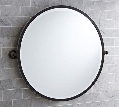 Black Oval Bathroom Mirror kensington pivot mirror in 2019 bathrooms mirror