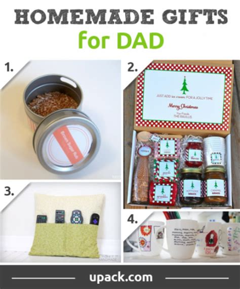 homemade gifts for dad gallery