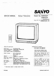 Sanyo Cem6022p
