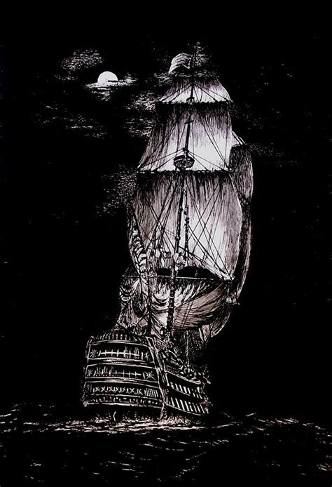 Boat Drawing Ink by 133 Best Images About Ink Illustration On Ship