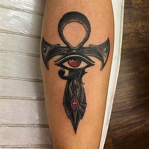 75+ Remarkable Ankh Tattoo Ideas - Analogy Behind the ...