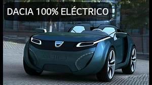Dacia 100  El U00e9ctrico  El M U00e1s Barato Del Mercado