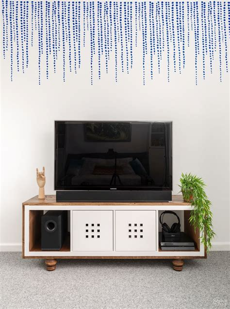 Bedroom Makeover Checklist by Ikea Kallax Hack Tv Stand The Navage Patch