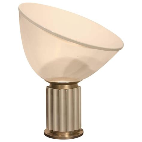 flos table l collection taccia l by achille and pier giacomo castiglioni for