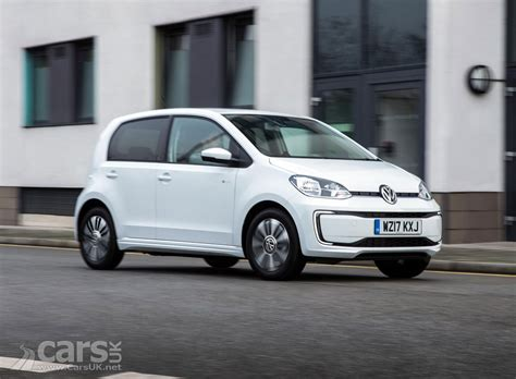 First New Electric Volkswagen E-up! Delivered In The Uk