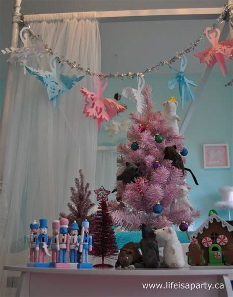 nutcracker themed little girls room life is a party