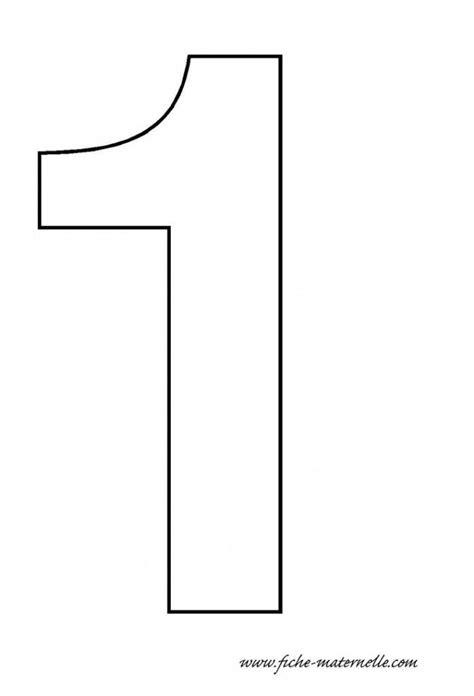 number  template classroom labels numbers preschool