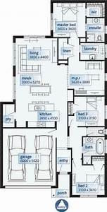 Modern Single Story Home Designs Single Storey House Floor ...